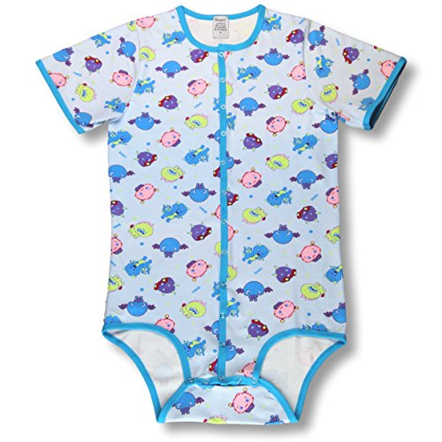 Rearz - Lil' Monsters - Snap Crotch Onesie ⋆ Adult Baby Land